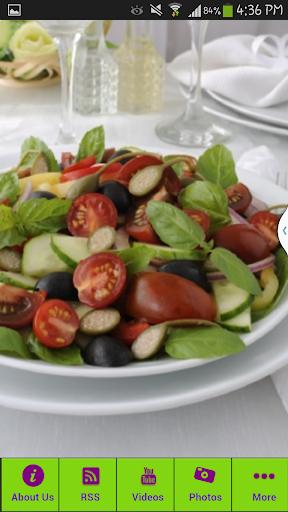 Everyday Healthy Salad Meals