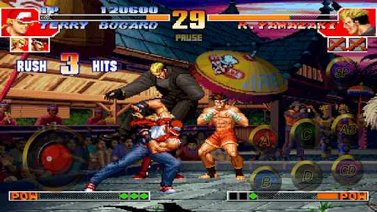 THE KING OF FIGHTERS '97 2