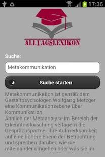 AlltagsLexikon - screenshot thumbnail