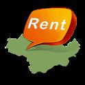Florence Rentals + logo