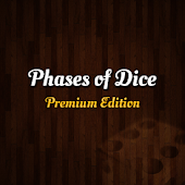 Phases Of Dice Premium