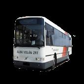 Székesfehérvár - Budapest Busz