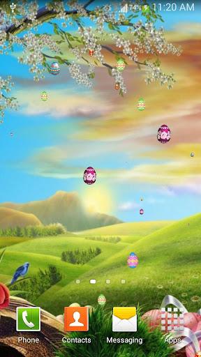 Easter Saga HD Live Wallpaper