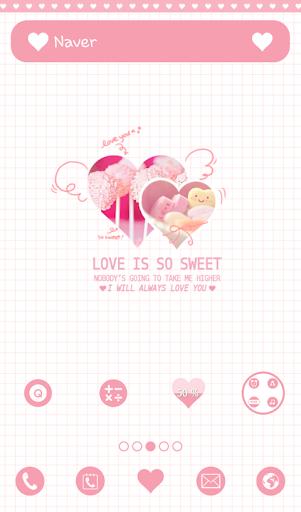 love is so sweet 도돌런처 테마