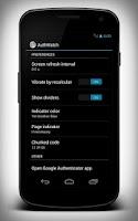 Screenshot of AuthWatch