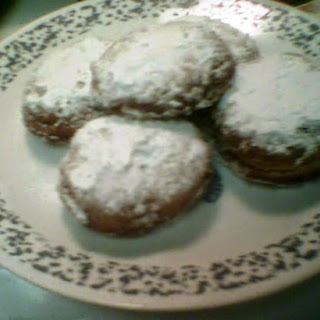 Murder Mystery Food--Apple Cider Donuts