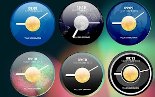 Screenshot of Widgets Now - Clock & Weather