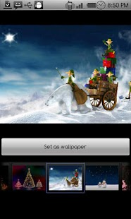 Christmas wallpapers - screenshot thumbnail