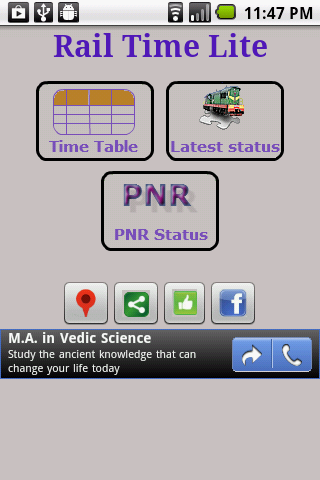 Indian Railway Offline TT Lite - screenshot