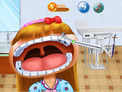 Little Dentist. - screenshot thumbnail