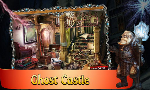 Ghost Castle Hidden Adventure