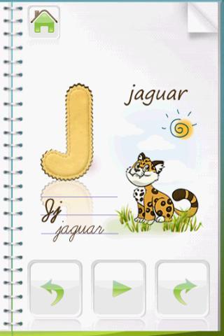 Kids Alphabet - screenshot