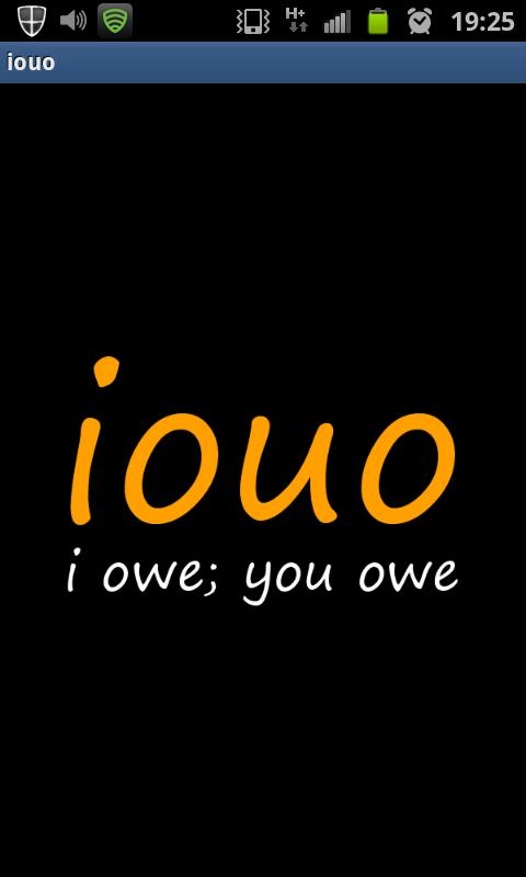 iouo - screenshot