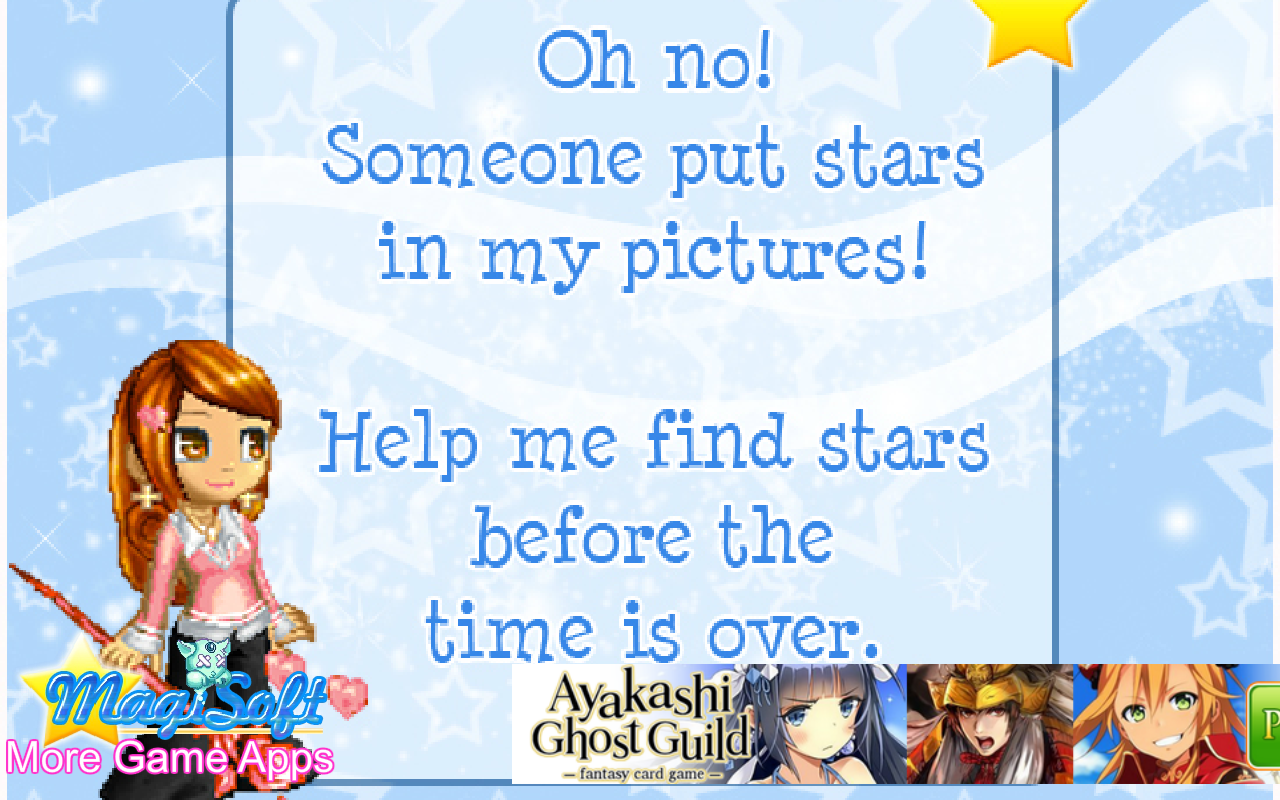 Angel's Hidden Stars Free - screenshot