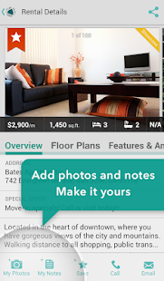 Apartment & Rental Home Search - screenshot thumbnail