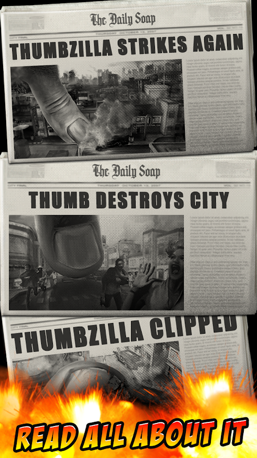ThumbZilla - screenshot