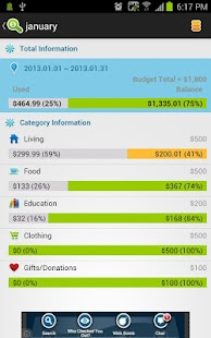 YouBudget (budget manager) - screenshot thumbnail
