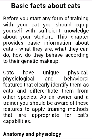 【免費書籍App】Train your cat-APP點子