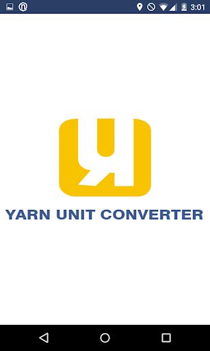 Yarn Unit Converter