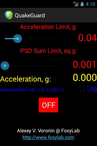 【免費工具App】QuakeGuard-APP點子
