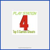 Cheats PlayStation4 Top 5 Game
