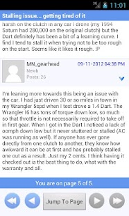 Dodge Dart Forum - screenshot thumbnail