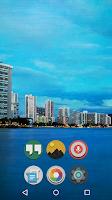 Screenshot of Aloha - Icon Pack