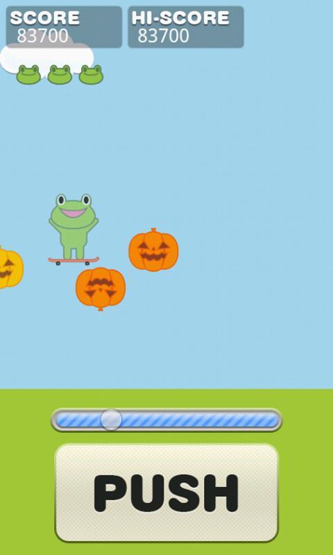 Super Kaeru Bros.- screenshot