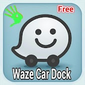 Waze Car Dock