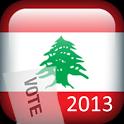 Lebanese Elections 2013 icon