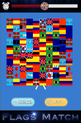 FLAGS GAME