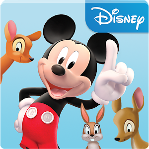 Mickey's Wildlife Count Along