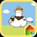 eggmong feelsogood dodol theme icon