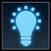 LED Flashlight + Clock App