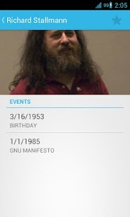 Birthday Calendar Adapter- screenshot thumbnail