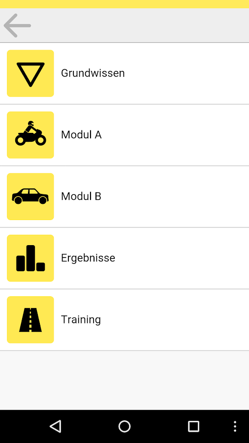 ÖAMTC Driving Test- screenshot