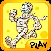 Mummy's Path - Puzzle Skills