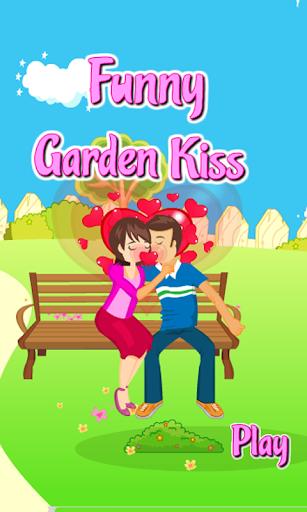 Kissing Game-Garden Romance 3.0.3 screenshots 1