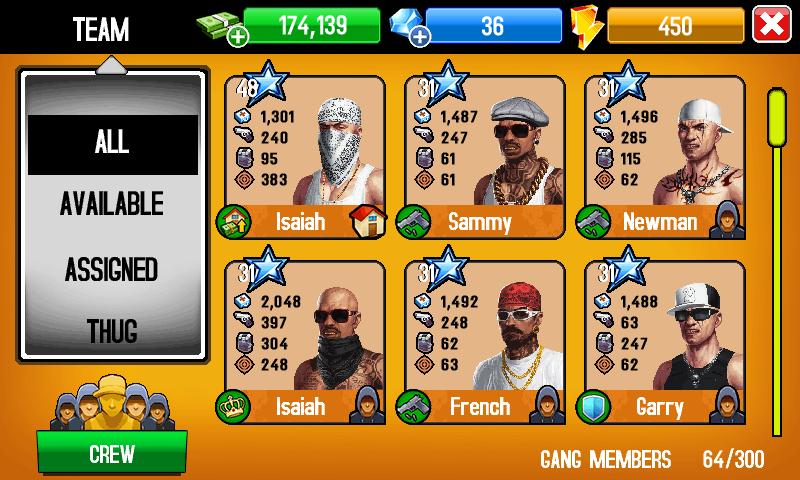 Gangstar City screenshot #12