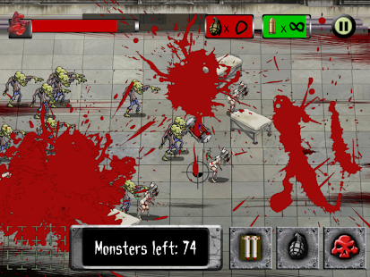 ApocaMonster: Zombies & Demons - screenshot thumbnail