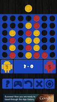 Screenshot of 4 in a Row Multiplayer