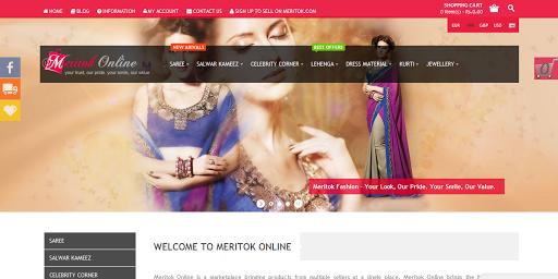 Meritok Online - Shopping Mall