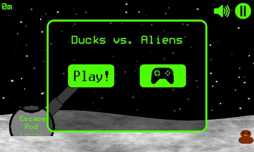 Ducks vs. Aliens
