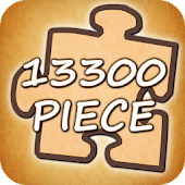 Jigsaw Puzzle 13,300