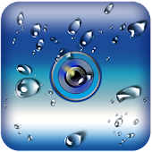 Water Drops Photo Frames