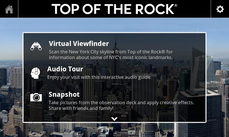 Top of the Rock - screenshot