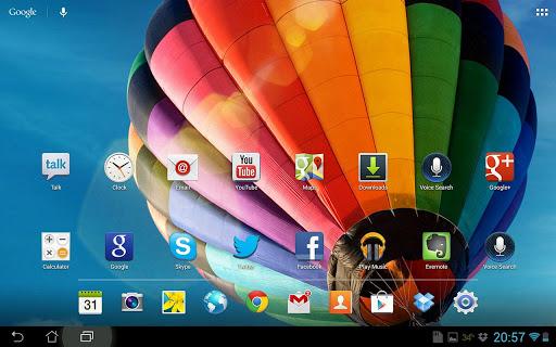 Galaxy S4 HD Multi Launcher Theme v2.2 APK