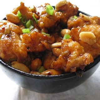 Kung Pao Chicken.