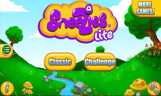 Sneezies - Chain Reaction Lite - screenshot thumbnail