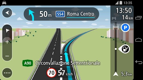 TomTom GPS Navigation Traffic Screenshot 27